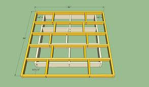 floating bed design plans home design u0026 architecture cilif com
