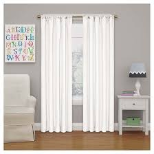 Eclipse Nursery Curtains Eclipse Myscene Kendall Thermaback Curtain Panel Target