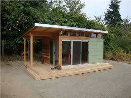 stylish modern prefab shed u2013 awesome house modern prefab shed design