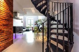 Spiral Stair Handrail Stairs Interesting Metal Stair Railing Metal Stair Railings