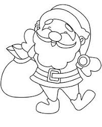cute rudolph reindeer santa christmas coloring for kids rudolph