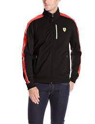 ferrari jacket puma ferrari sweat jacket at amazon men u0027s clothing store