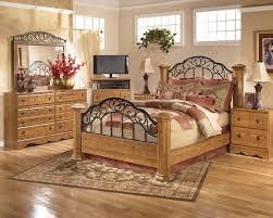 Modren Ashley Furniture King Bedroom Sets Beds Millennium Canopy - Ashley furniture bedroom sets king