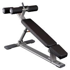Life Fitness Multi Adjustable Bench Torque Adjustable Abdominal Bench