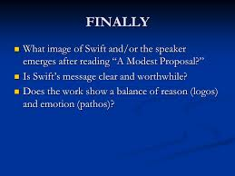 a modest proposal by jonathan swift ppt download