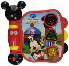 amazon black friday juguetes de disney amazon com disney mickey mouse clubhouse first learning book