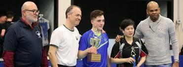 us open table tennis 2018 westchester table tennis center january 2018 open leon libin