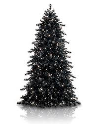 black christmas tree black christmas trees treetopia