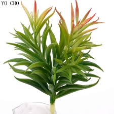 artificial plants high quality succulent plants plastic dianthus simulation plants