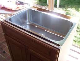 stainless steel kitchen sink cabinet 36 inch farmhouse sink base cabinet hum home review