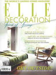 may 2013 issue of elle decoration uk
