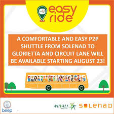 Commuting Is by P2p Bus Service Launches Makati Nuvali Route Philippine Primer