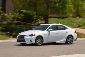 Us Market 2016 Lexus Is Sedan Announced Youwheel Your Car Expert