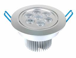 Recessed Light Fixtures by 1 Watt Recessed Led Lighting Fixture Recessed Downlight 10w