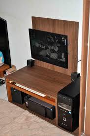 desain meja lesehan meja komputer lesehan modern dan nyaman meja minimalis