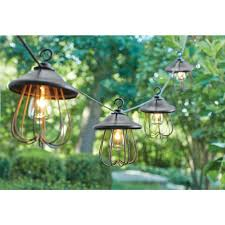 Outdoor Cafe Lighting by Meilo 14 Ft 6ct G40 Led Globe String Lights Color Changing Bs14 6
