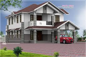 4 bedroom home elevation in 2100 sq feet kerala home design and