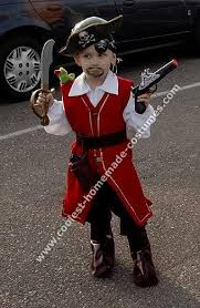 Cool Halloween Costumes Kids 25 Homemade Pirate Costumes Ideas Diy Pirate
