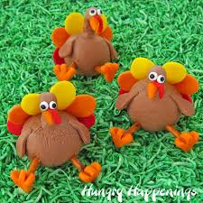 turkey treats and craft ideas