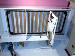 Diy Folding Bed Desk Fold Table Wall Mounted Plans Fold Wall Desks