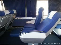 coach with legroom in superliner travellatte