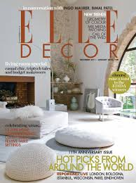 home decor from around the world elle decor not tom