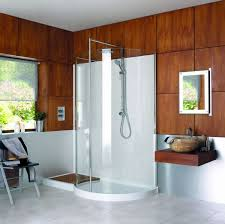 Curved Shower Bath Screen Curved Corner Shower Enclosure Detailed Image36 X 36 Mauny Round