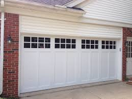 Overhead Door Of Sioux Falls 16 X 7 C H I Garage Door Model 5330 Color White Window