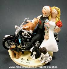 harley davidson cake toppers unique personalized harley davidson wedding cake toppers cake