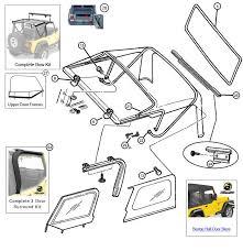 jeep mopar parts wrangler mopar top hardware jeep wrangler unlimited tjl morris 4x4 center
