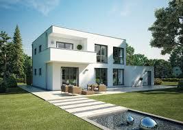 Bau Mein Haus Bauhaus Cube Von Kern Haus Lifestyle Haus Im Bauhausstil