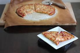 the best organic cauliflower crust pizza ever