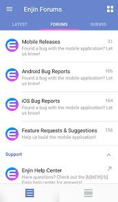 android help forum mobile forums released app updated on ios android news