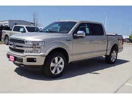 ford platinum 2018 ford f 150 platinum crew cab in station