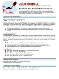 Retail Store Manager Resume Example by Store Manager Resume Experience Http Jobresumesample Com 2027