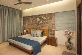 Low Height Bed by View Of Bed Room Having Low Height Customized Bed With Back Rest