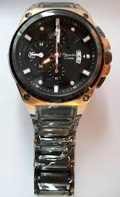 Jam Tangan Alexandre Christie Cowok jam tangan murah alexandre christie 6106mc rg