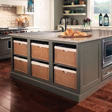 corner kitchen cabinet island 5 benefits of kitchen islands kraftmaid