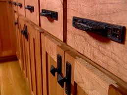 kitchen cabinets with hardware kitchen cabinet knobs pulls and handles hgtv
