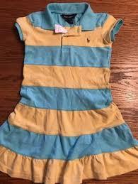 light blue striped polo dress detalles acerca de janie and jack girls size 3t pink shirt