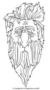 free beginner wood carving pattern start with a sketch end with