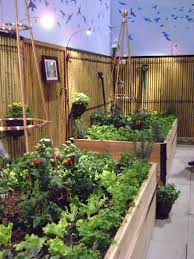 Decorative Vegetable Garden by Canada Blooms Green Theatre