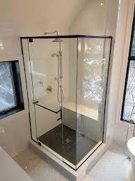 shower glass doors calgary