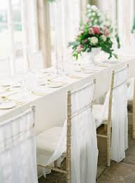 chair sashes for weddings wedding chair decoration ideas