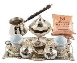 Coffee Set three turkish coffee pots reviewed
