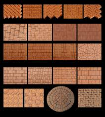 lovely patio pavers patterns on home design furniture decorating