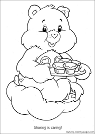 21 troetelbeertjes images coloring sheets
