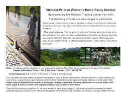 Scholarly Essay Examples Argumentative Essay On Vietnam War