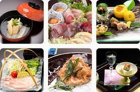 cuisine japonaise traditionnelle cuisine tennyo no yakata hagoromo hôtel