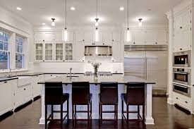 Pulley Island Light Seattle Pulley Pendant Light Kitchen Traditional With Bar Height